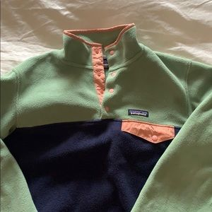 Patagonia Synchilla Snap T-Pullover M $119